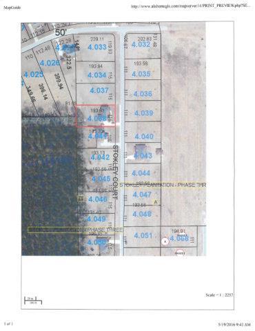 1205 Stokley Court, Atmore, AL, 36502