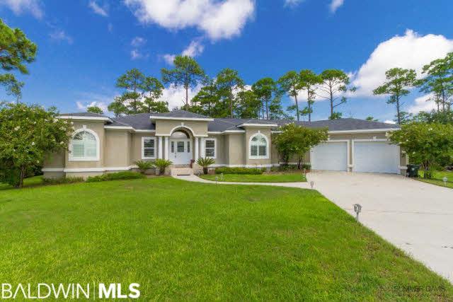 4805 Pine Court, Orange Beach, AL, 36561