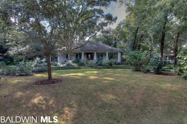 14118 Woodland Drive, Magnolia Springs, AL, 36555
