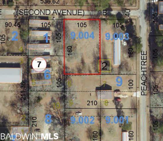106 Avenue B, Atmore, AL 36502