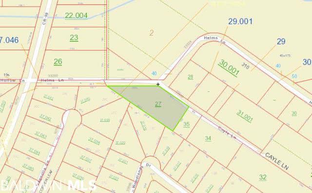0 Coyle Lane, Lillian, AL 36549