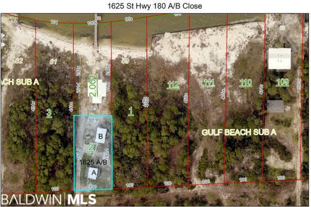 1625 State Highway 180, Gulf Shores, AL 36542
