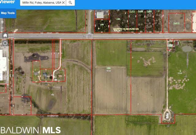 Lot 3 Miflin Rd, Foley, AL 36535