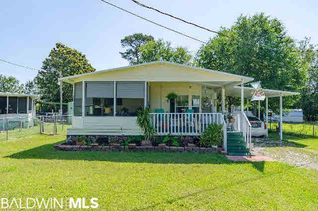 1311 Pensacola Drive, Lillian, AL 36549