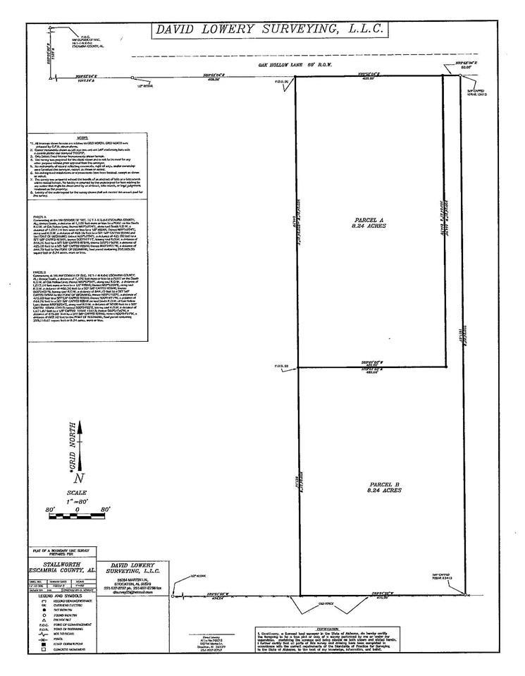 1 Oak Hollow Lane, Flomaton, AL 36441