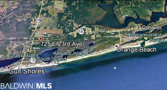 725 East 23rd Avenue, Gulf Shores, AL, 36542