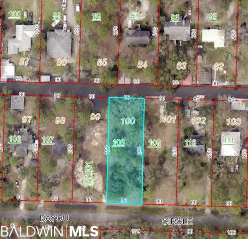 0 Bayou Circle, Fairhope, AL 36532