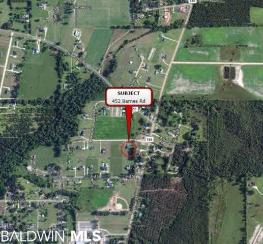 452 Barnes Road, Monroeville, AL 36460