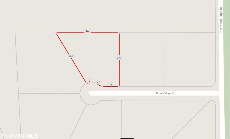 0 Pinevalley Ct, Loxley, AL 36551