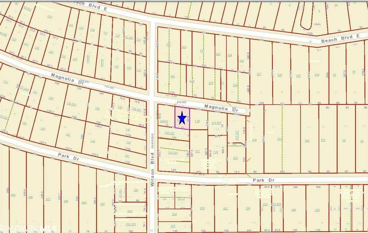 Lot 2A Magnolia Drive, Orange Beach, AL 36561