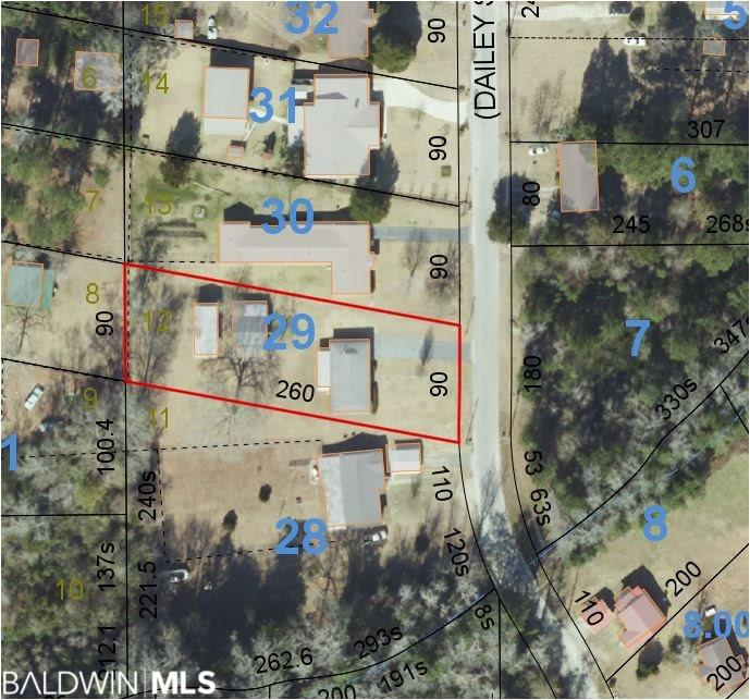 1414 Dailey St, East Brewton, AL 36426