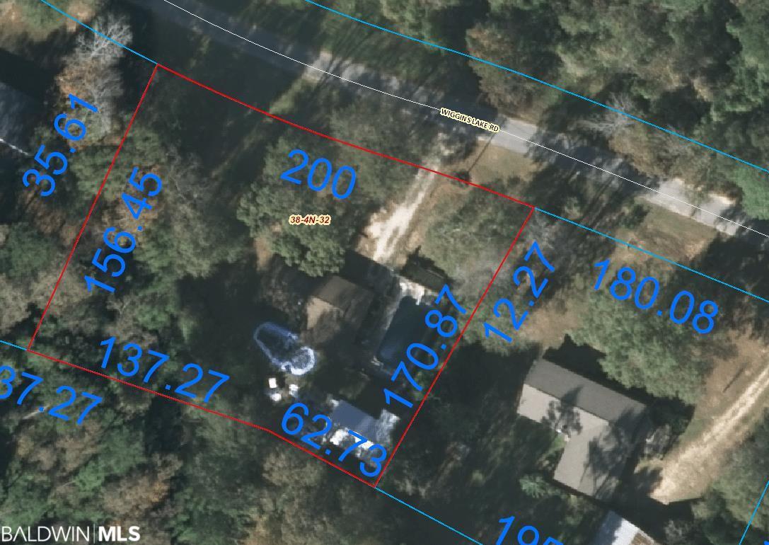 5051 Wiggins Lake Road, Walnut Hill, FL 32568