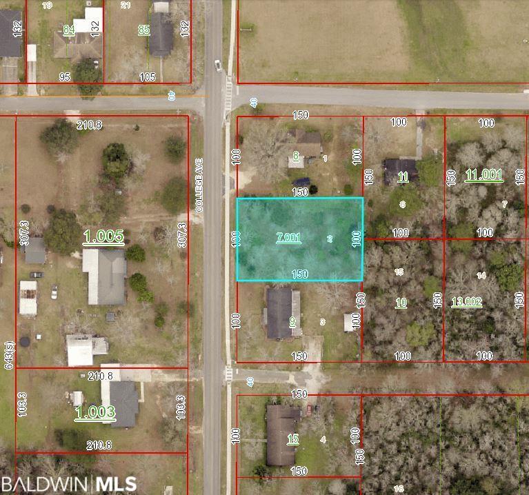 22222 College Avenue Robertsdale, AL 36567 261765