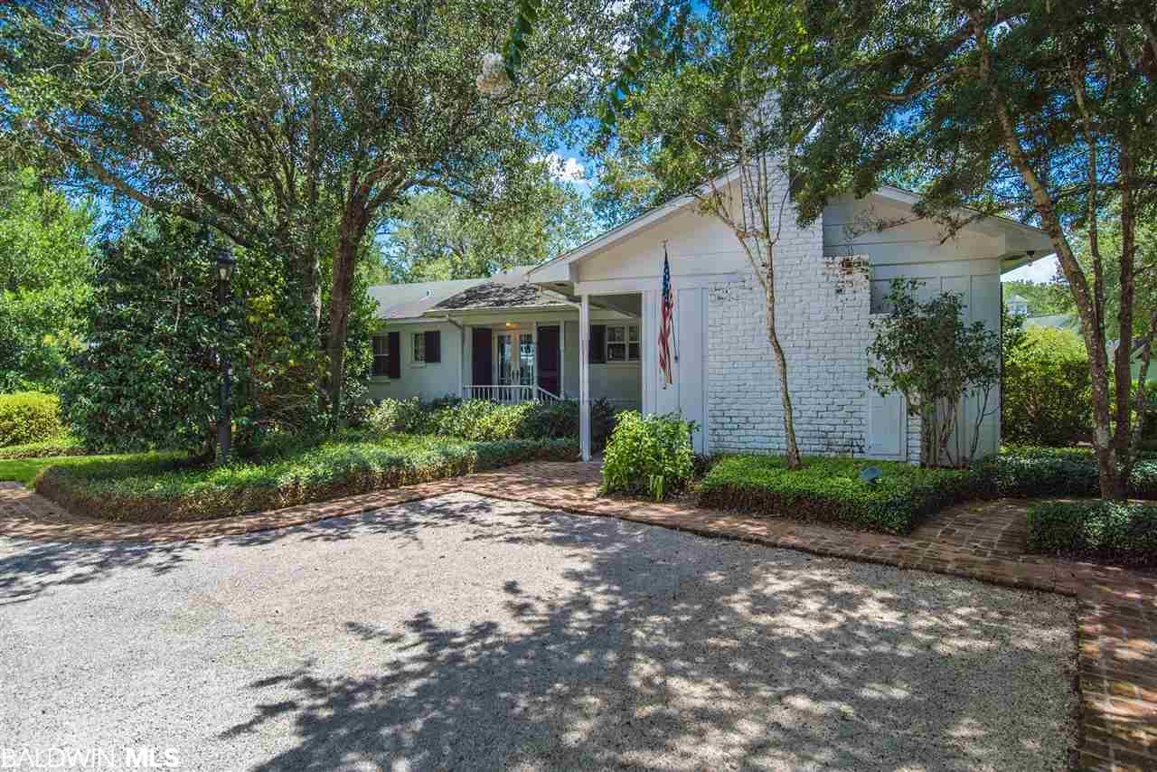 11866 Magnolia Street, Magnolia Springs, AL 36555