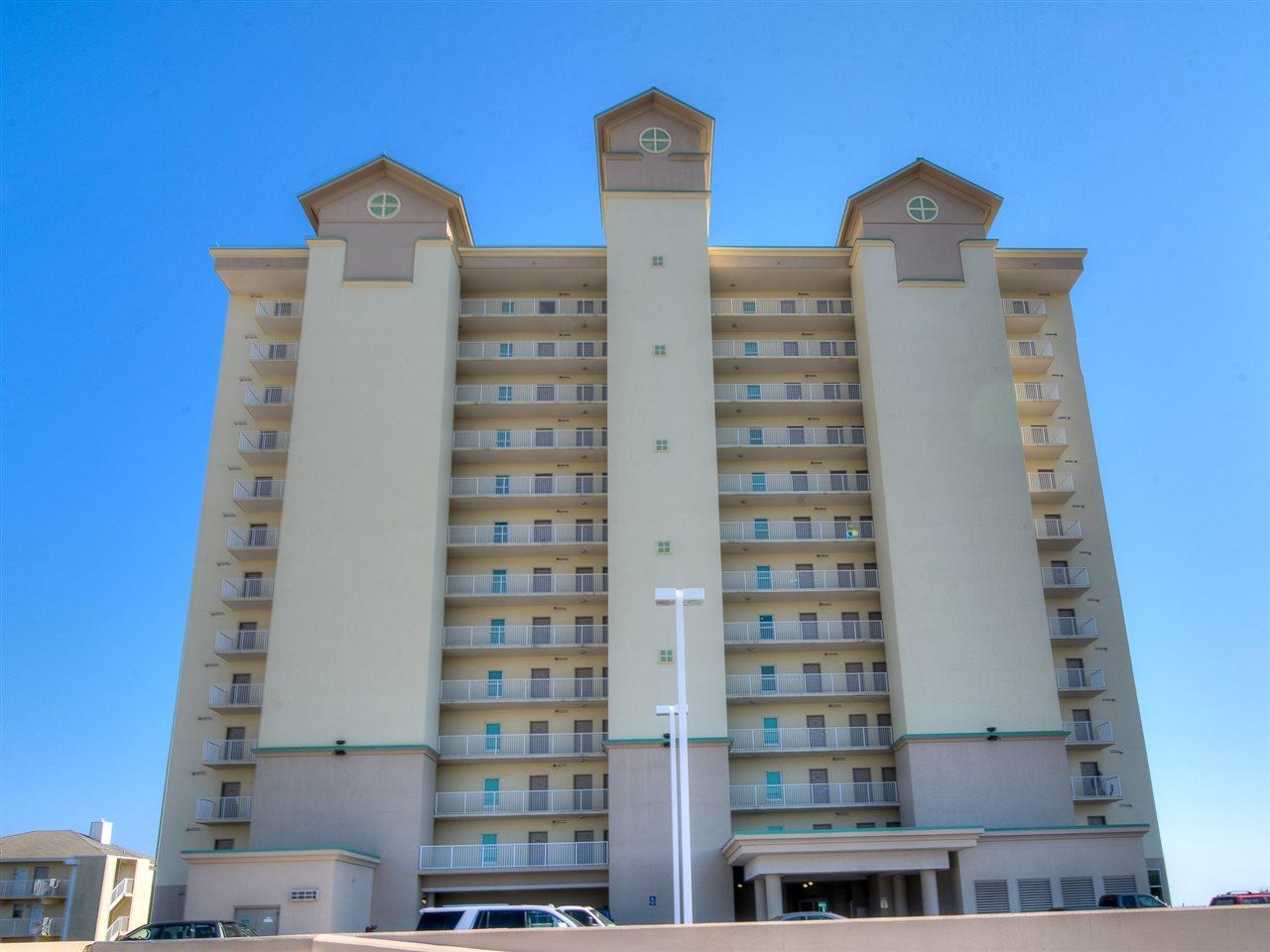 Gulf Shores Alabama Condo For Sale at Crystal Shores