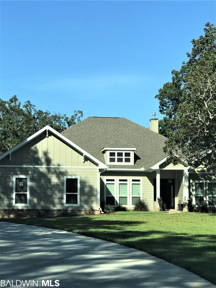 12295 Pecan Grove Street, Magnolia Springs, AL 36555