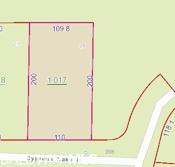 Lot 28 Cypress Lake Drive, Gulf Shores, AL 36542