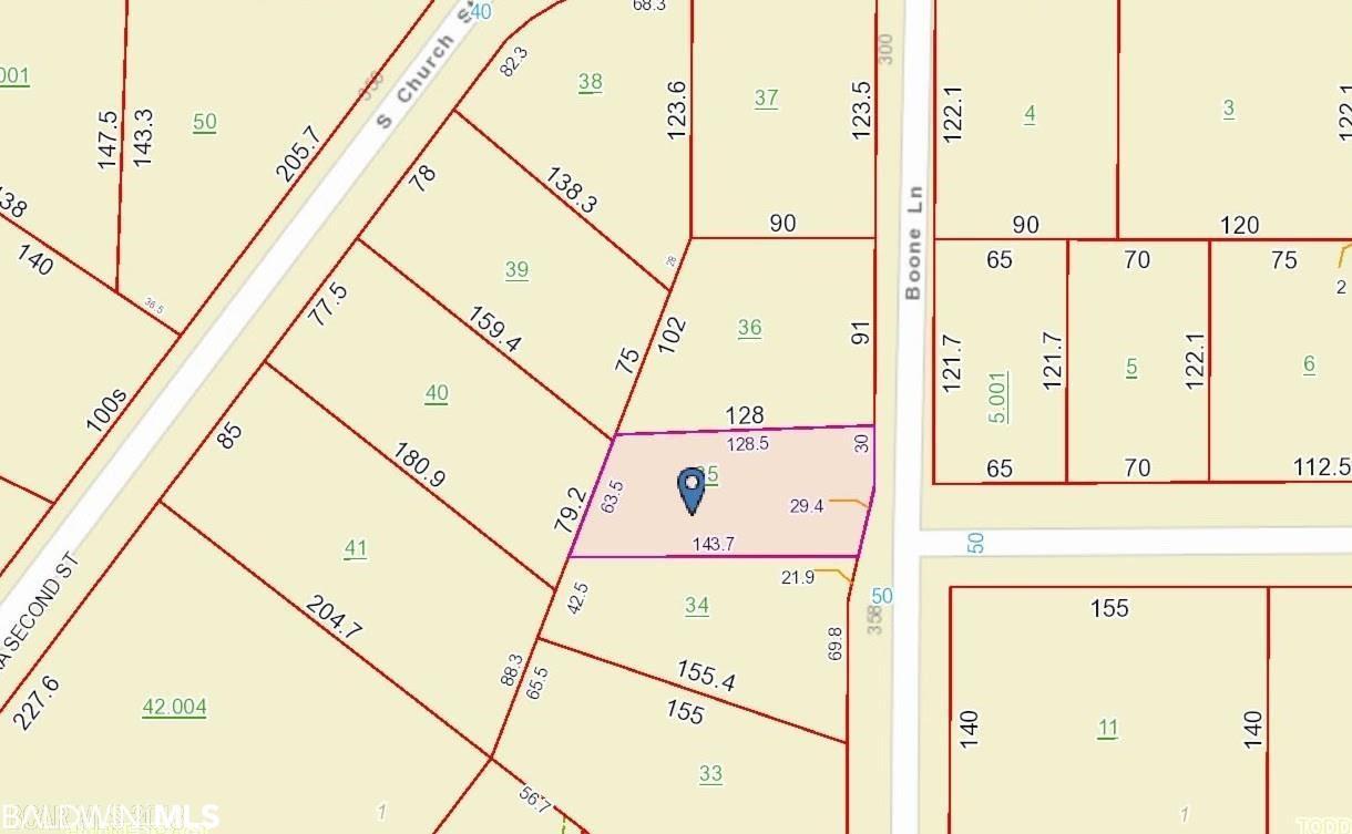 356 Boone Lane, Fairhope, AL 36532