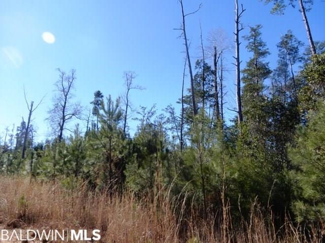2500 Blk Wolf Log Rd, Flomaton, AL 36441