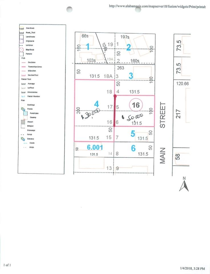 300 N Main Street, Atmore, AL 36502