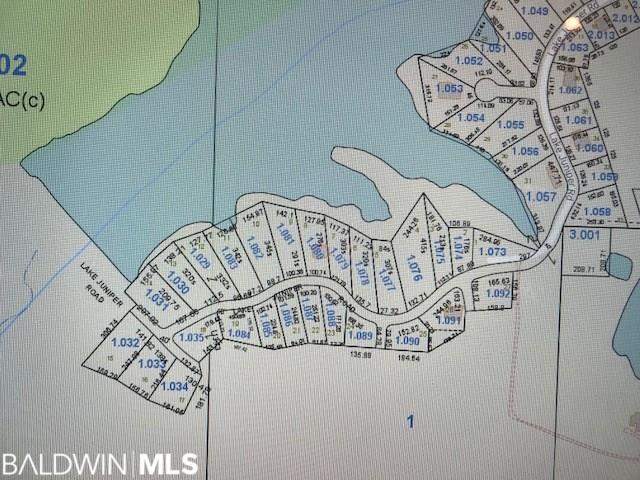 Lot #11 Lake Juniper Rd, Brewton, AL 36426