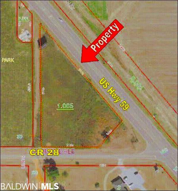 0 Highway 59, Summerdale, AL 36580