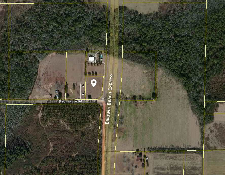 0 Fred Dugger Road, Summerdale, AL 36580
