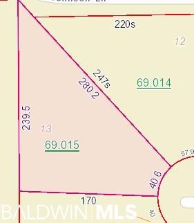 0 Stillwood Ln, Fairhope, AL 36532