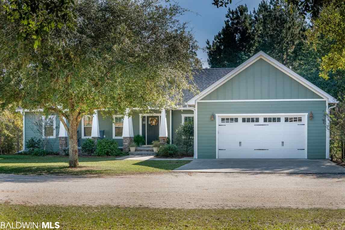 7450 N Pine Barren Road, Century, AL 32535