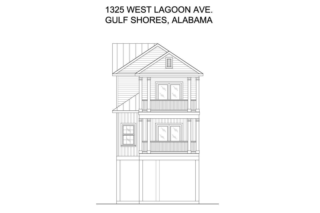 1325 W Lagoon Avenue, Gulf Shores, AL 36542