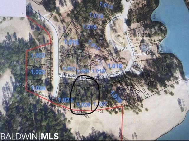Lake Pointe Lane, Brewton, AL 36426