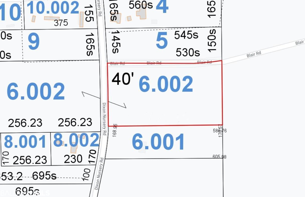 1 Dixon Nursery Road, Brewton, AL 36426