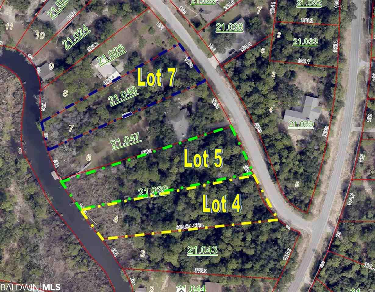 North Bayou Road, Lillian, AL 36549