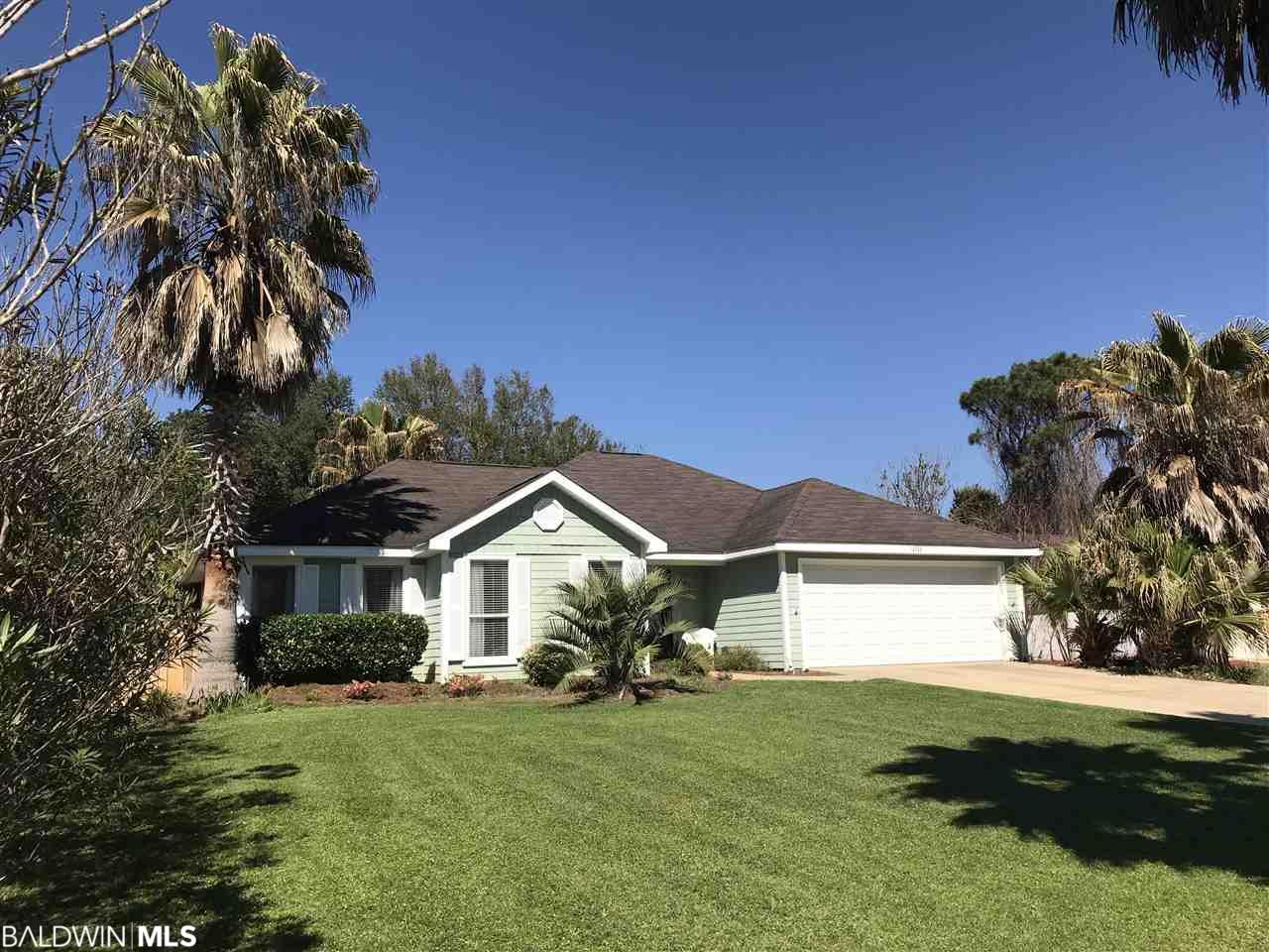 16743 Patricia Drive, Gulf Shores, AL 36542
