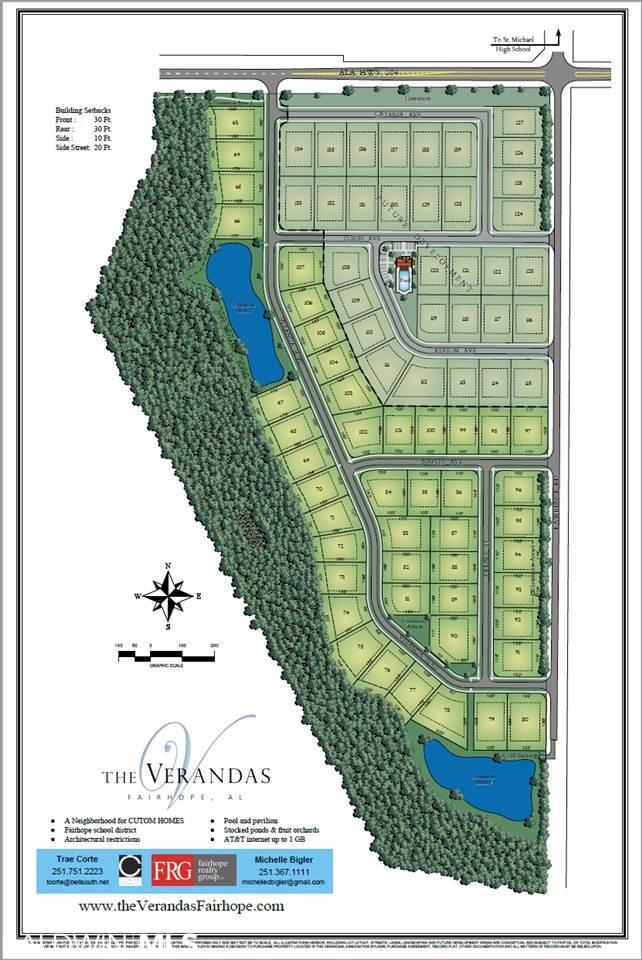105 Veranda Blvd, Fairhope, AL 36532
