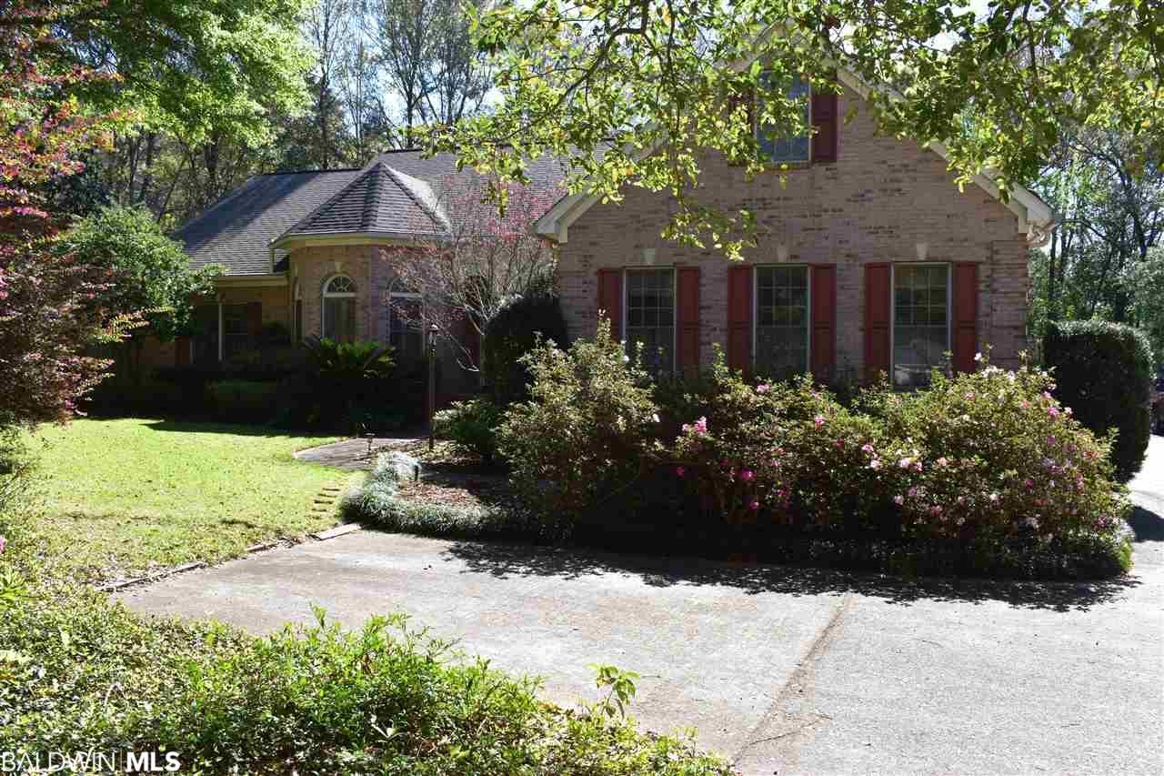 11708 Village Green Dr, Magnolia Springs, AL 36555