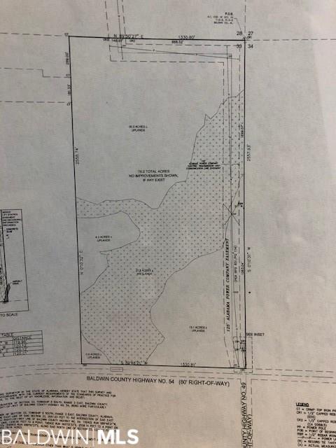 14000 County Road 54, Silverhill, AL 36526