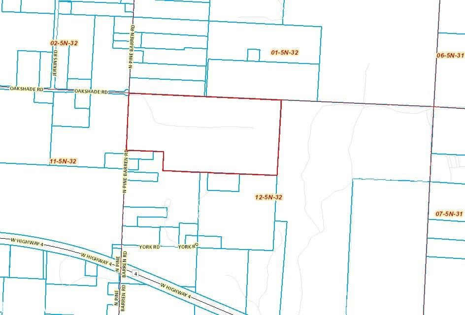 6500 Block N Pine Barren Road, Century, FL 32535