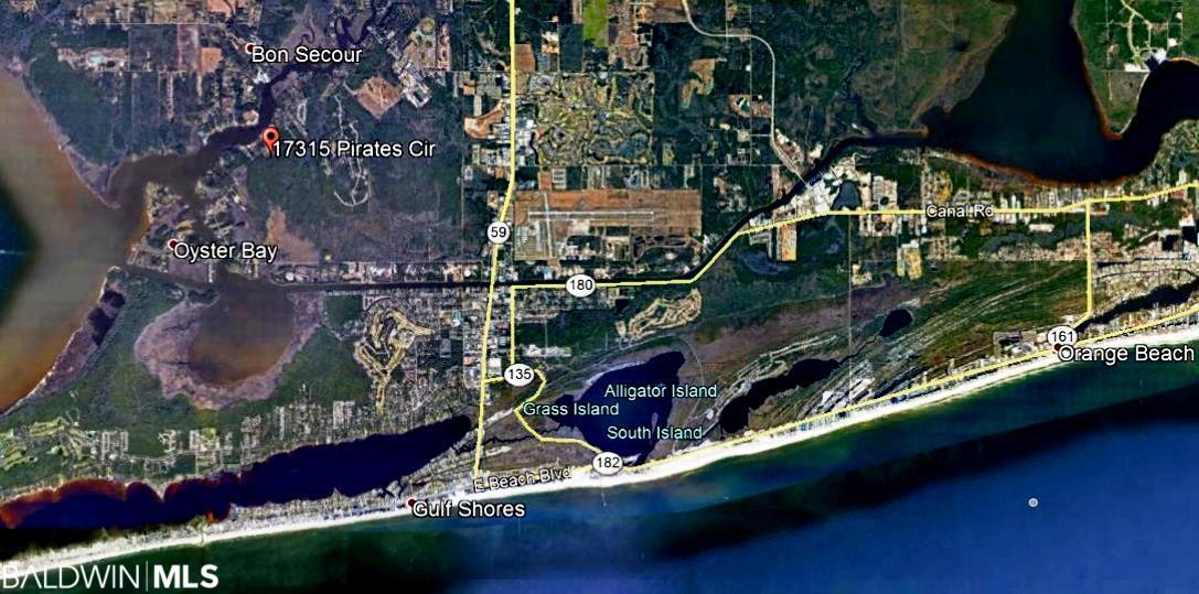 17315 Pirate Cir, Gulf Shores, AL 36542