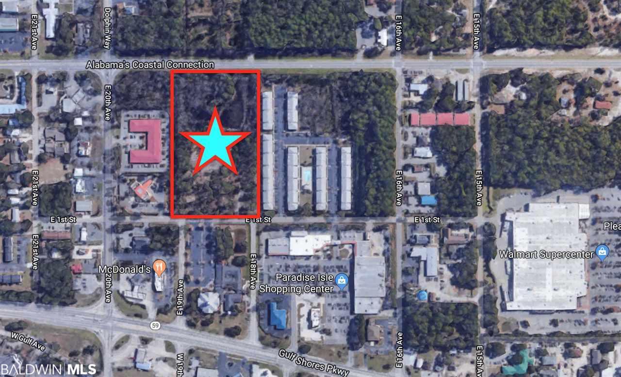 1901 E Second Street, Gulf Shores, AL 36542