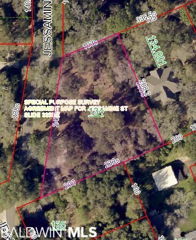 12110 Jessamine Street, Magnolia Springs, AL 36555