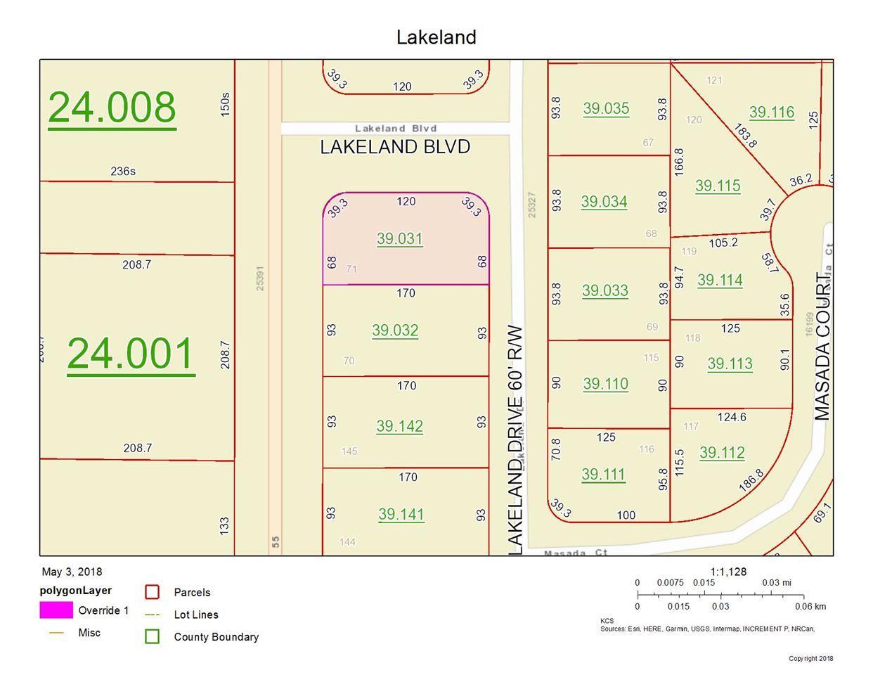 0 Lakeland Drive, Loxley, AL 36551