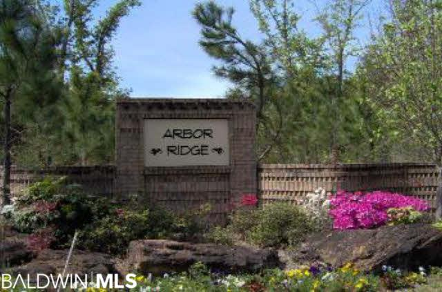 0 Arbor Ridge Circle, Lillian, AL 36549