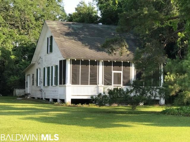 16789 & 16785 River Road, Bon Secour, AL 36511