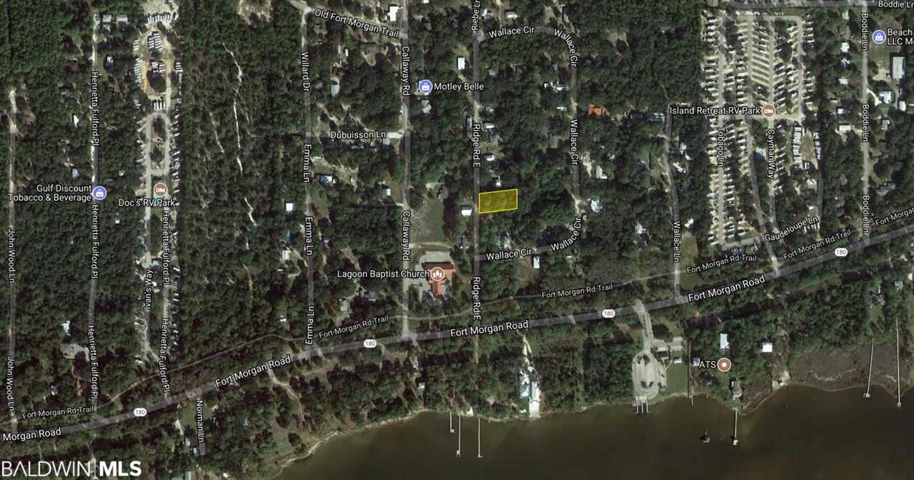 0 E Ridge Road, Gulf Shores, AL 36542