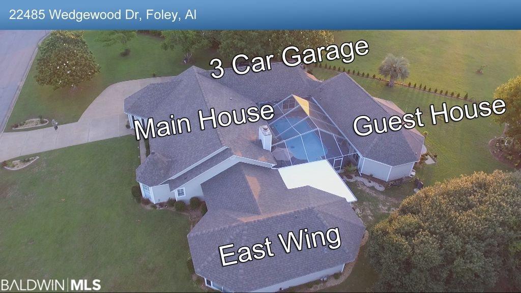 22485 Wedgewood Drive, Foley, AL 36535