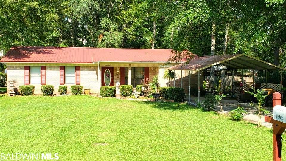 1502 Armstrong Avenue, Bay Minette, AL 36507