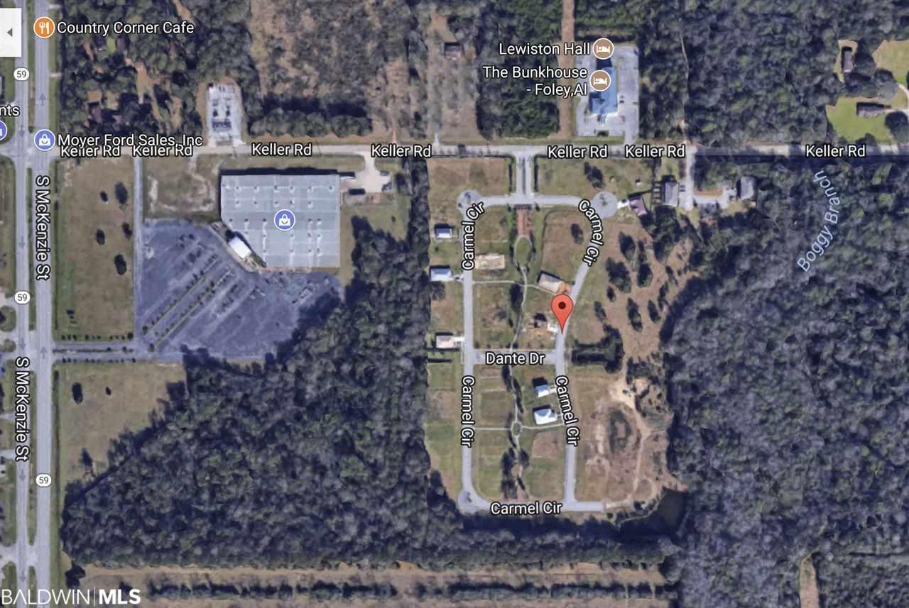 0 Carmel Circle, Foley, AL 36535