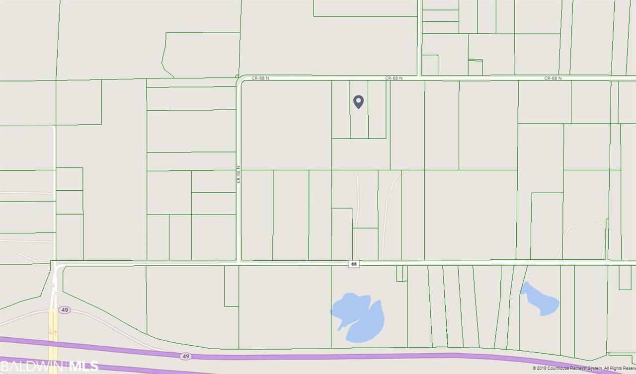 0 N County Road 68, Robertsdale, AL 36567
