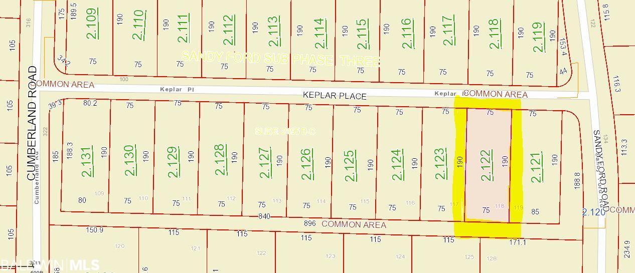 0000 Keplar Place, Fairhope, AL 36532